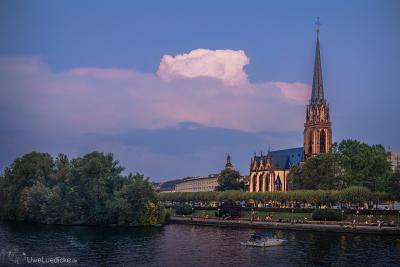 Dreikönigskirche Frankfurt am Main