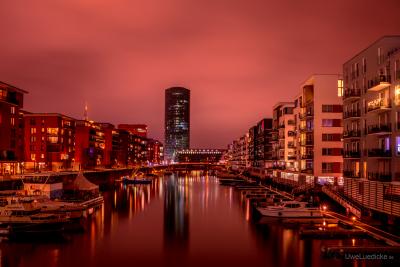 Westhafen Frankfurt